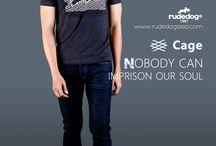 rudedog® Cage