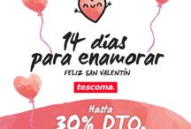 Feliz San Valentín con Tescoma 2016 / Todos los productos más románticos. Hasta un 30% de descuento en nuestra tienda online