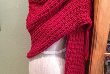 Knitting .. Cowls, scarves & shawls / by Valerie Moody