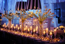 Very Chic parties / www.nataliesoferweddingsandevents.com