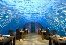 Ristoranti d' Hotel nel mondo / I più bei ristoranti d' Hotel sparsi per il mondo