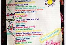 Senior Bucket List / by Marinne Williams