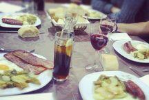 El almuerzo de los viernes