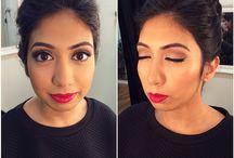Reception - makeup