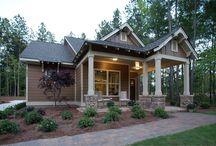Craftsmen homes / Homes of the craftsmen type