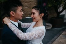 Peasant Pub Wedding / A quirky and creative London Wedding Following an intimate ceremony at Camden town hall, we stopped for portraits in St Pancras Station, before travelling by vintage red bus to The Peasant Pub in Clerkenwell for a laid back celebration