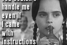 The Addams Family Quotes