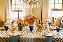 dining rooms / by erika m. powell