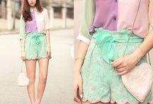 Fashion Inspiration / by Eunice Lodripas
