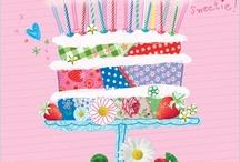 Kaarten verjaardag/beterschap en overig