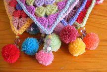Crochet-Bunting / by JenevaGriffin AStitchAboveTheRest