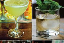 Luck of the Irish: Saint Patty's Day / Drinks, recipes and other green things.