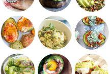 Avocado Craze / Recipes with avocado
