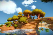 gamedev_levelDesign_inspiration