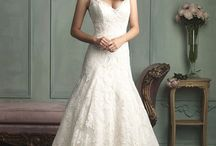 Lovely lace / Beautiful bridal gowns in lovely lace, found at Jscottcouture.com