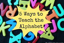 Learning fun - alphabet