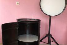 Varil koltuk tasarımları 0532 4665919