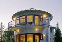 architecture, maison