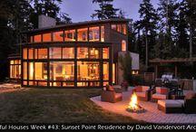 beautiful homes / by Beni Johnson