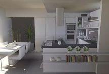 arredamento interni moderno
