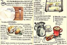 Sketchbooks | Doodles | Journals