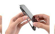 Demontering av Samsung Galaxy S4 midtramme