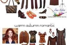 Autumn Color Type
