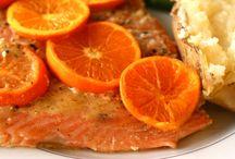 Seafood/Fish / by Gaylin Maghupoy