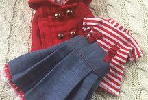 одежда куклы