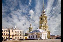 Must visit in Saint-Petersburg