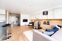 Salons / Découvrez nos références de plafonds tendus pour la pièce à vivre préférée des Français : Le salon