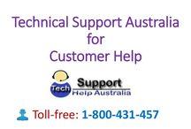 Technical Support Australia 1-800-431-457