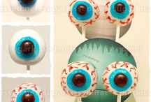 Halloween Cake Pops / Ideas for Halloween Cake Pops You Can Make