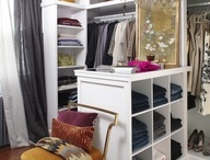 Closet Love... / Who doesn't dream of a Closet Room? Browse through my collection of closet ideas!