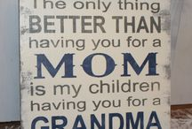"""Gifts for The Mom Who Never Stopped """"Momming"""" / We all have one; here's how I would celebrate the greatest gift I've ever been given (if money were no object).   / by Chinya Ray"""