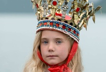 Bunad National Costume in Norway / by Liv Margrethe Njærheim
