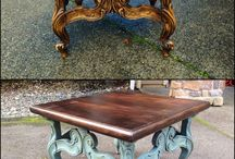 Coffee tables / Coffee tables makeover
