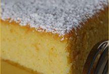 recettes sans gluten : sucré