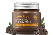 Innisfree Korean Natural Cosmetics / Innisfree - korean organic, natural and eco friendly cosmetics! One of the best brands out there.