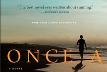 Running Books / Books about and for runners.