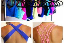 Workout Clothes / by Meg Boissonnault