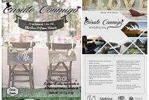 """""""Wedding day Cásate conmigo 2015"""" / Las Tres Sillas en el Wedding Day en Restaurante Nou Racó."""