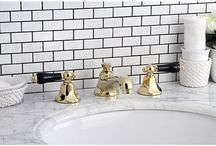 Modern Cottage Master Bath