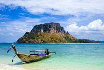 Tailandia. / Es uno de los destinos más populares del mundo y tiene muchísimo que ofrecer a todos los viajeros. Lujo, cultura, compras, islas, playas o gastronomía. Viajar a Tailandia es, sin duda, una experiencia memorable.
