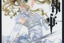 Manga - Anime - Fan art