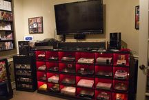 The man cave  / by Brandy Wyckoff
