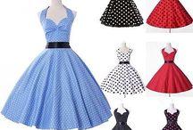 50/60s fashion