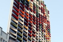 Architecture: Color Splash