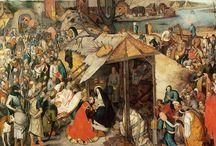 Bruegel - Elder & Younger