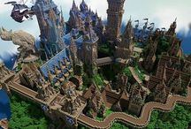 Minecraft houses and more cool minecraft stuff!